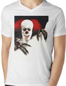 Pennywise Mens V-Neck T-Shirt