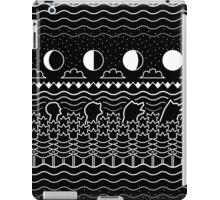 Werewolf Evolution Patterns iPad Case/Skin