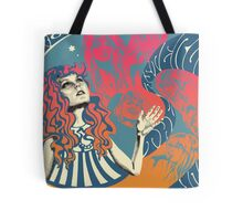 The Asteroids Galaxy Tour - psychedelic Tote Bag