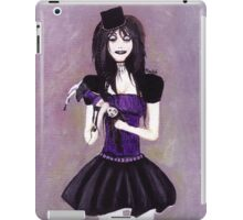 I will smash you to pieces. I told you, I don't want to play this game no more! iPad Case/Skin