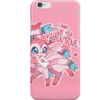 Sylveon Love iPhone Case/Skin