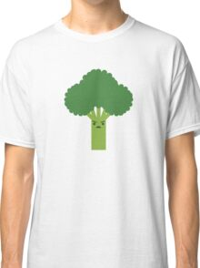 Steamed Broccoli  Classic T-Shirt