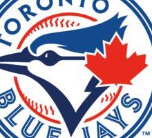 Toronto Blue Jays Official Logo Sticker