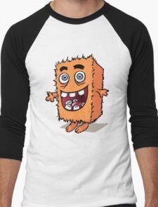 Joyful rectangle Men's Baseball ¾ T-Shirt