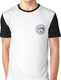 Toronto Blue Jays Official Logo Graphic T-Shirt