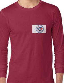 Toronto Blue Jays Official Logo Long Sleeve T-Shirt