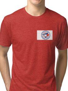 Toronto Blue Jays Official Logo Tri-blend T-Shirt