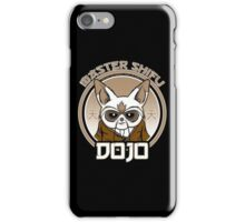 Master Shifu From Kung Fu Panda iPhone Case/Skin