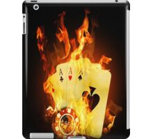 Smokin Aces iPad Case/Skin