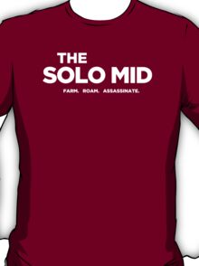 The Solo Mid T-Shirt