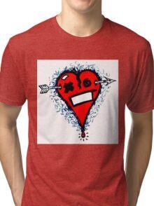 BEWARE THE SUCCUBUS Tri-blend T-Shirt