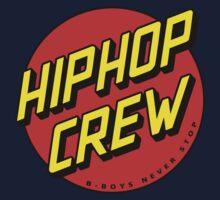 Hip Hop Crew Baby Tee