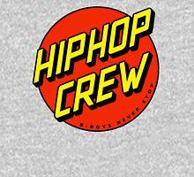 Hip Hop Crew Zipped Hoodie