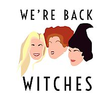 WITCHES Photographic Print