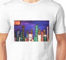 meanwhile in the city Unisex T-Shirt