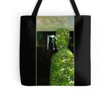 Through Magritte Tote Bag