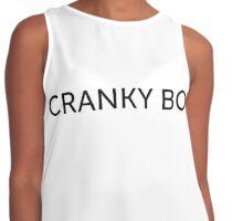 Cranky Boy Contrast Tank
