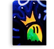 king duppy Canvas Print