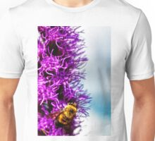 bumble bee at work Unisex T-Shirt
