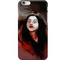 Blind love/I'll pull out my heart iPhone Case/Skin