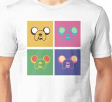 Jake the Pop Artist Unisex T-Shirt