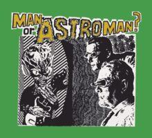 Man Or Astroman? Kids Clothes