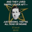 Lovecraft - A True Story by marinasinger