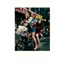 Broad City is NYC Art Print
