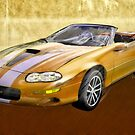 2002 4th Generation Camaro Convertible by ChasSinklier