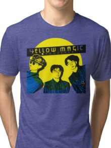 Yellow Magic Orchestra Tri-blend T-Shirt