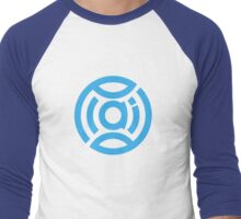 Plaid Men's Baseball ¾ T-Shirt