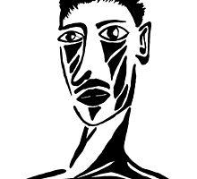Portrait of Tristan by hausofsilva