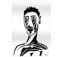 Portrait of Tristan Poster