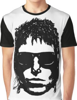 Liam Gallagher Oasis Supersonic Graphic T-Shirt