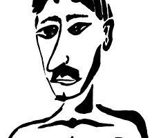 Portrait of Mustafa by hausofsilva