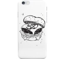 Beelzeburger iPhone Case/Skin