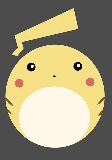 Pikachu Ball by Rjcham