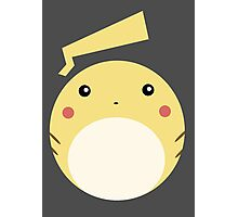 Pikachu Ball Photographic Print