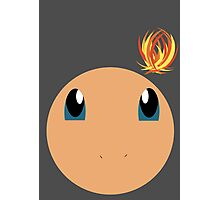 Charmander Ball Photographic Print