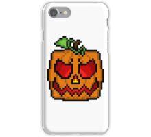 Jack-O-Lantern iPhone Case/Skin