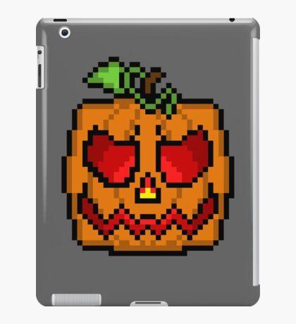 Jack-O-Lantern iPad Case/Skin