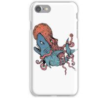 Grappling / BJJ - Kraken x Jaws iPhone Case/Skin