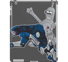 Bender and Ravage iPad Case/Skin