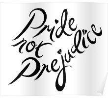 Pride Not Prejudice Poster