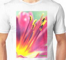 Macro Lily Unisex T-Shirt