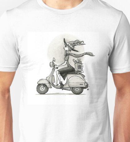 Broom Broom! Unisex T-Shirt