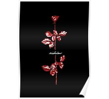 Depeche Mode : Violator Paint LP Poster