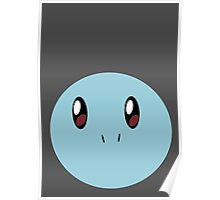 Squirtle Ball Poster