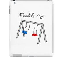 Funny Mood Swings Cartoon iPad Case/Skin