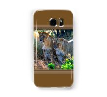 Out Of Africa #4 Samsung Galaxy Case/Skin